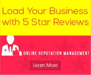Load your business with 5 star reviews