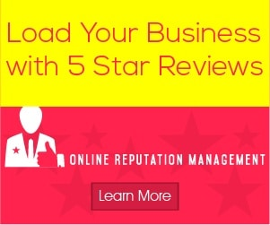 Load your business with positive reviews