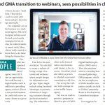 Guilford Merchants Association Story about Jay Vics of JVI Mobile Marketing