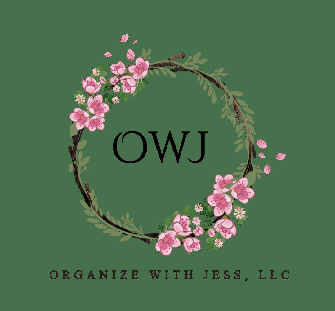 Logo Design - Organize With Jess