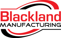 Business Logo Design for Blackland Manufacturing