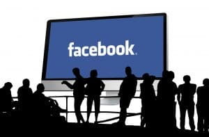 Facebook local search for your business.