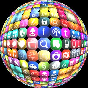 social media local brand