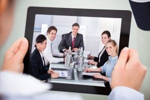 Video Advertising affordable and bandwidth is cheap enough for small businesses to use